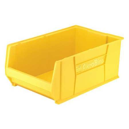 Super Size Bin, 29-1/4 In.L, 12 In., Yellow