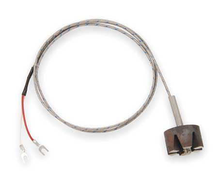 Magnet Thermocouple, Type J,  Lead 72 In