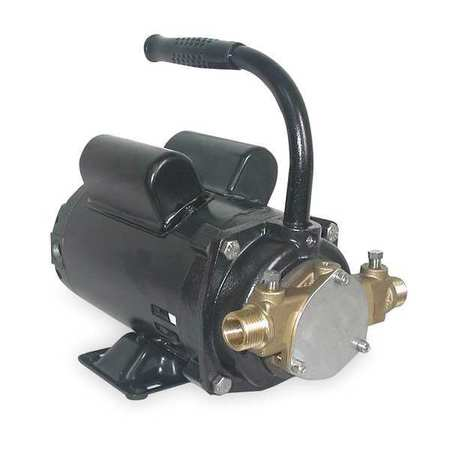 Pump, Bronze, 1/3 HP, 115/230V, 9.4/4.7 Amps
