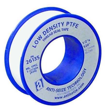 Sealant Tape, 1/2 In. W, 520 In. L
