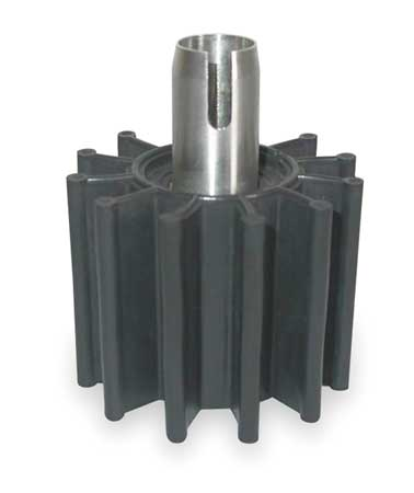 Impeller/Sleeve Assy,  Neoprene, For 3ACD3
