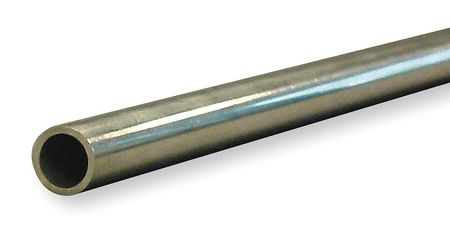 Tubing, Seamless, 3/4 In, 6 Ft, Inconel 600