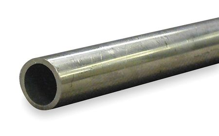"1-1/2"" OD x 6 ft. Seamless 316 Stainless Steel Tubing"