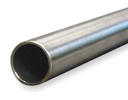 "2"" OD x 6 ft. Seamless 316 Stainless Steel Tubing"