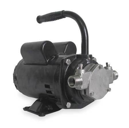 Pump,  SS,  1/3 HP,  115/230V,  9.4/4.7 Amps