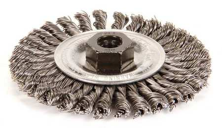 Grinder Wire Brushes Stringer Bead Twist Wheel Brushes