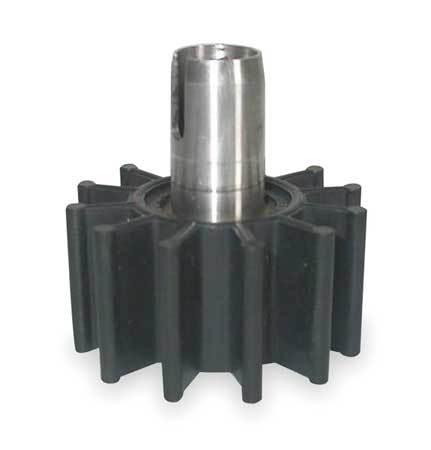 Neoprene Impeller/Sleeve Assembly