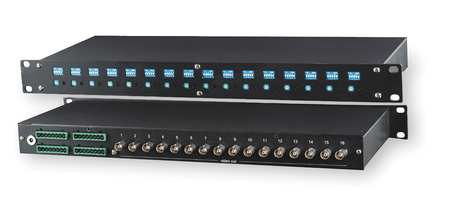 Active Video Transceiver, 16 Channel