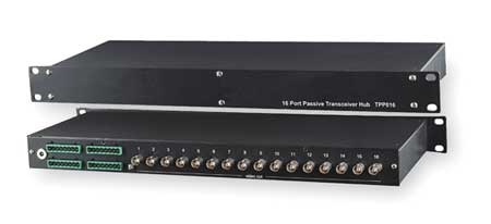 Passive Video Transceiver, 16 Channel