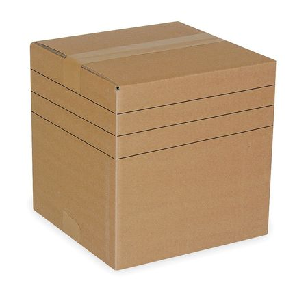 Multidepth Shipping Carton, 18 In. L