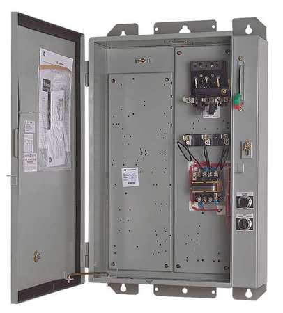 Pump Panel, NEMA Sz 3, 50 HP, 100A, 480V