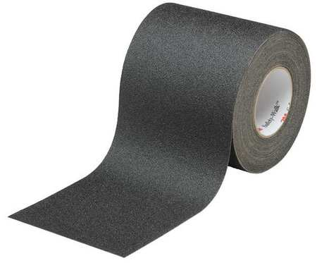 Anti-Slip Tape, Black, 6 in x 60 ft.