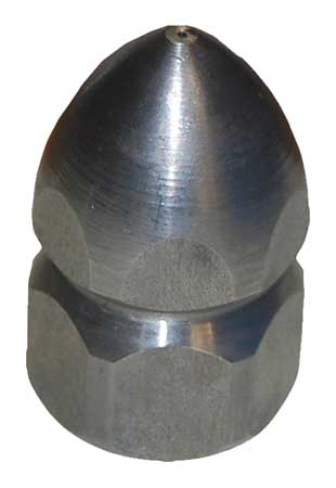 Sewer Nozzle, Size 6.5, 5000 psi