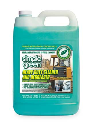 1 gal. Heavy Duty Cleaner & Degreaser Jug