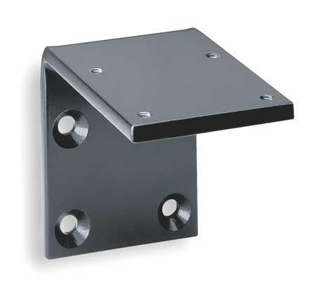 Wall Bracket, Black, Steel