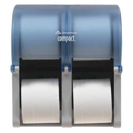 Toilet Paper Dispr, Coreless, 13-1/4 In. H