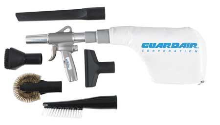 Pistol Grip Pneumatic Vacuum