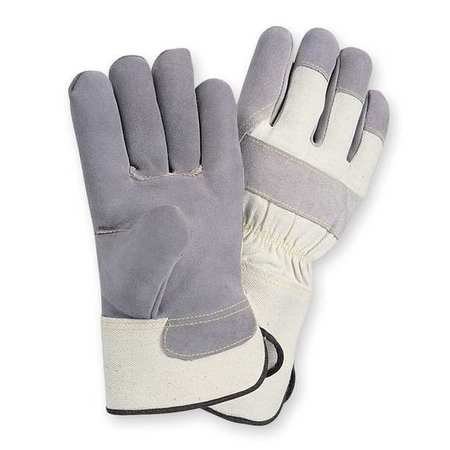 Leather Gloves, M, PR