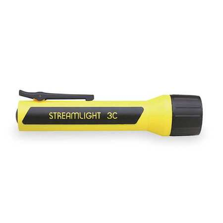 STREAMLIGHT LED 85 Lumens  Yellow Handheld Flashlight