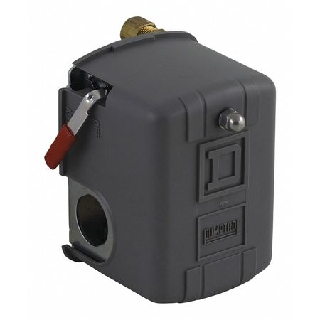 """Pressure Switch, 1/4"""" FNPS, 40 to 150 psi"""
