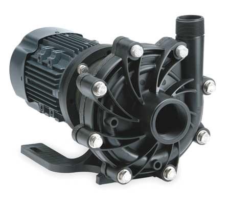 Pump,  Mag Drive,  3 HP,  208-230/460V