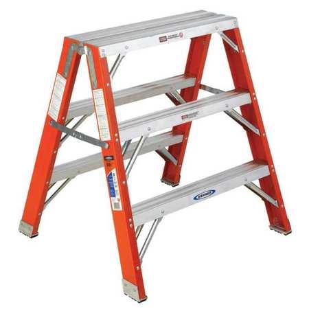 Work Stand, 36 In H, 300 lb., Fiberglass