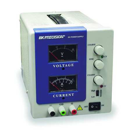 DC Power Supply, 0-30 Volts, 0-1 Amps