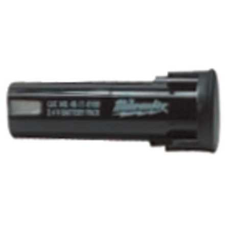 Battery Pack, 2.4V, 1.3Ah, NiCd