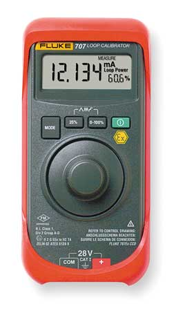 Calibrator, Intrinsically Safe, Current