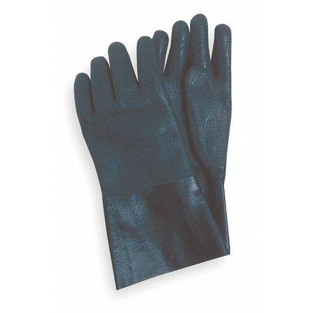 "Chemical Resistant Glove, PVC, 12"" L, PR"