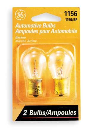 Mini Incand. Bulb, 1156LL, 27W, S8, 13V, PK2