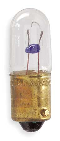 Miniature Lamp, 1893, 5.0W, T3 1/4, 14V, PK2
