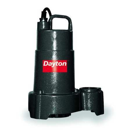 "1/2 HP 1-1/2"" Submersible Sump Pump 115V"