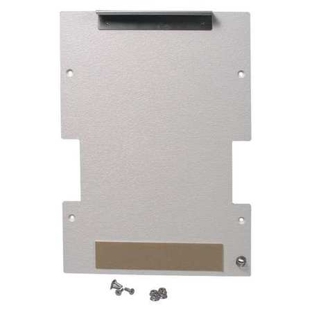 Mounting Bracket, 14-1/2 In. H, 3/16 In. W