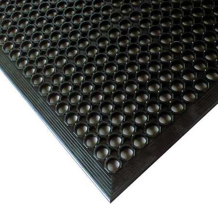 Drainage Mat, Black, 3 ft.x5 ft.
