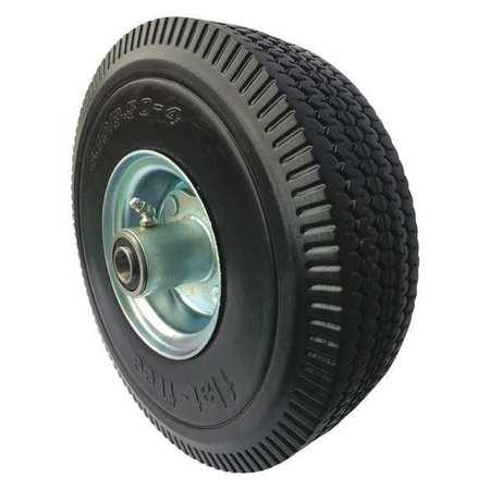 4DE48 Never Flat Wheel, 10 in. Dia., 350 lb.