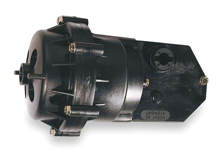 Rotary Pneumatic Actuator, Fixed