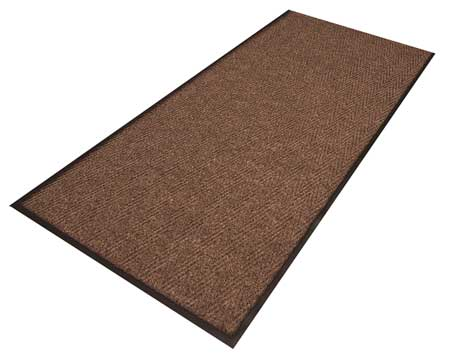 Carpeted Runner, Brown, 4ft. x 8ft.