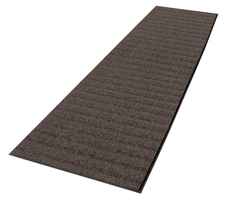 Carpeted Runner, Brown, 3ft. x 10ft.