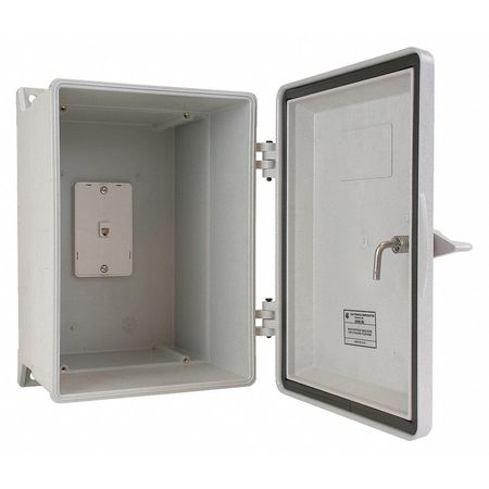Telephone Enclosure w/Spring Door Option