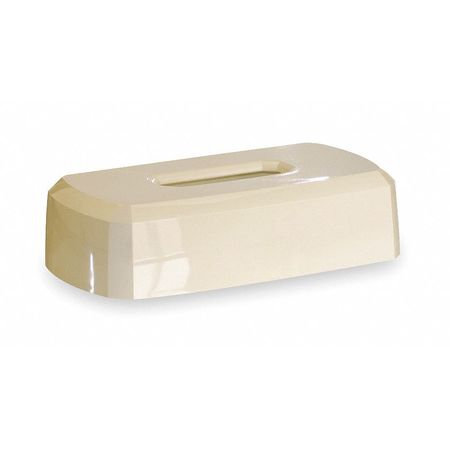 Facial Tissue Dispenser, 3 In.H