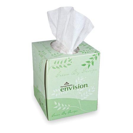 Envision Boxed Facial Tissues