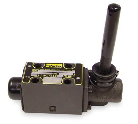 Directional Valve, Lever, D03, Closed
