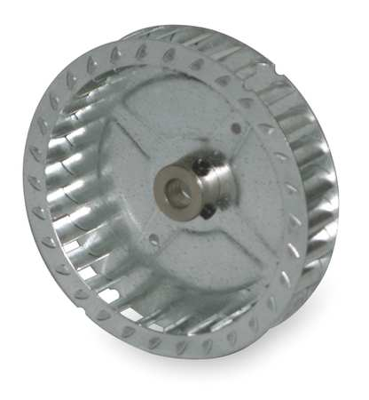 "Direct Drive Blower Wheels,  5-3/4"" Diameter"