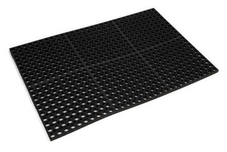 Drainage Runner, Black, 3 ft.x20 ft.