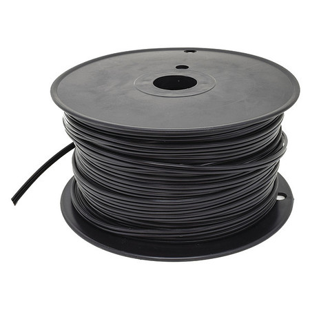 18 AWG 2 Conductor Lamp Cord 300V 250 ft. BK