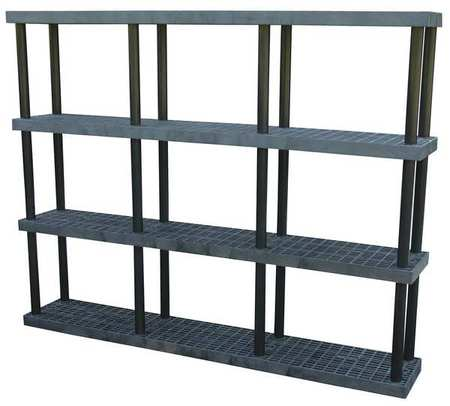Four Shelf Unit