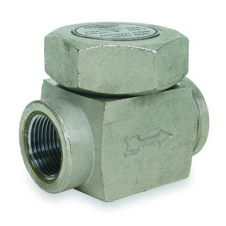 Steam Trap, 800F, Stainless Steel, 600 psi