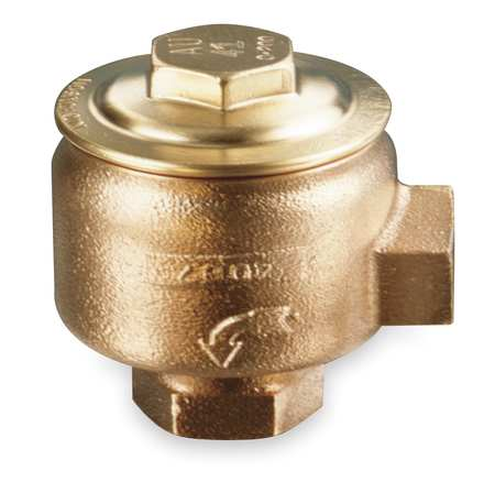 Steam Trap, 400F, Bronze, 0 to 200 psi