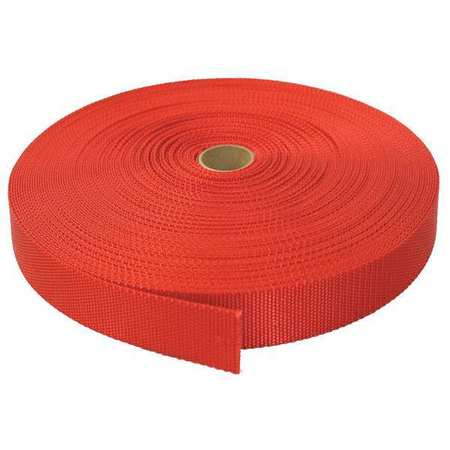 Bulk Webbing, 150 ft. x 1 In., 3800 lb.